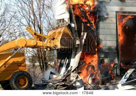 Destroy A House