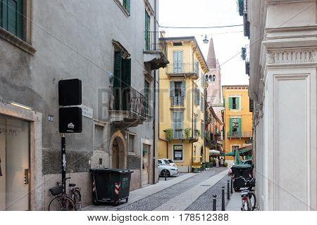 Corte S. Giovanni In Foro In Old City Of Verona