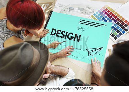 Artistic Imagination Style Creative Design