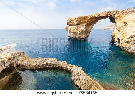 Azure Window in Malta collapsed in 2017