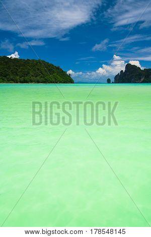 Seascape Panorama Natural Luxury