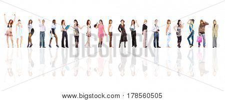 People Diversity Isolated Groups