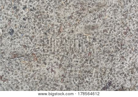 Closeup image of grey stone texture background