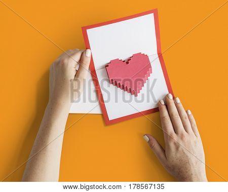 Paper Card Making Handmade