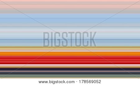 Colorful Stripes Abstract Background, Stretched Pixels Effect