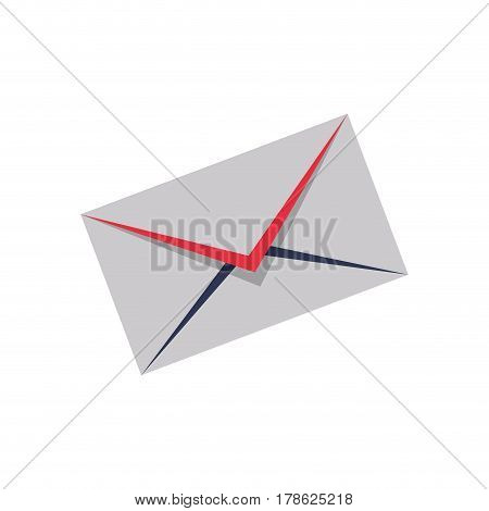 Email or mail symbol vector illustration graphic design