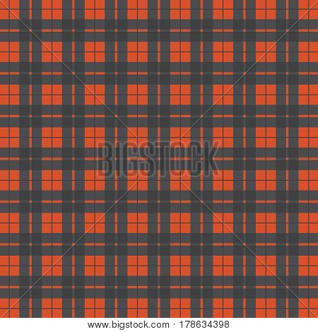 Plaid Background Texture Vector pattern of lumberjack style plaid