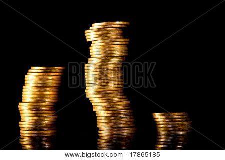 colden coins