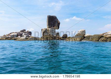 KOH HINSON Lipe Island Ta Ru Tao National Park Satun Province Thailand