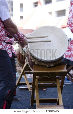Taiko Drums 13