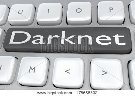Darknet - Media Concept