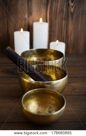 Tibetan Handcrafted Singing Bowls