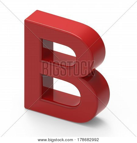 Smooth Red Font B