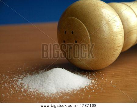 Salt And Saltshaker