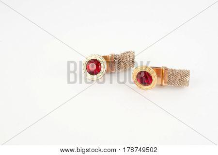 Various Cufflinks For Men's Shirts, Costume Jewelery, Metal Jewelry