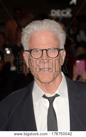 LOS ANGELES - MAR 20:  Ted Danson at the