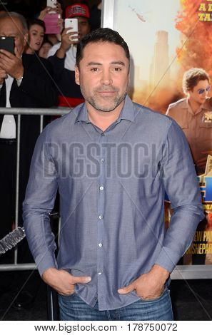 LOS ANGELES - MAR 20:  Oscar De La Hoya at the