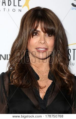 LOS ANGELES - MAR 25:  Paula Abdul at the Unstoppable Foundation Gala at the Beverly Hilton Hotel on March 25, 2017 in Beverly Hills, CA