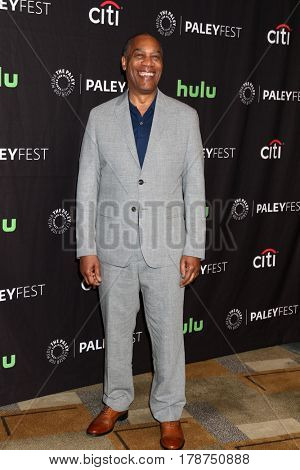LOS ANGELES - MAR 26:  Joe Morton at the 34th Annual PaleyFest Los Angeles -