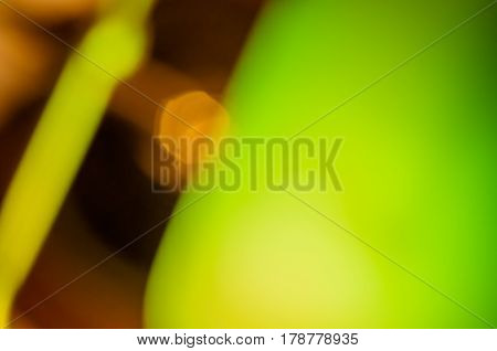 Abstract Blurred Image