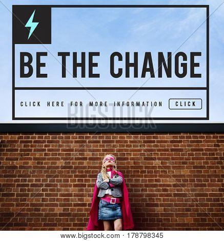 Be Change Inspired Active Thunder Website