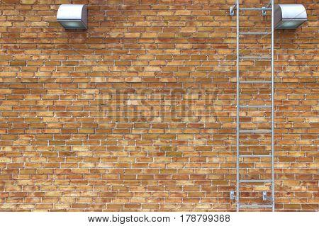 Antique Brick Wall Texture Stone Facade Of The Building