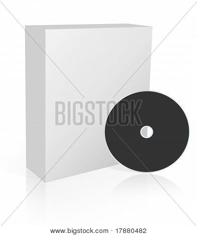 Software Box With Dvd