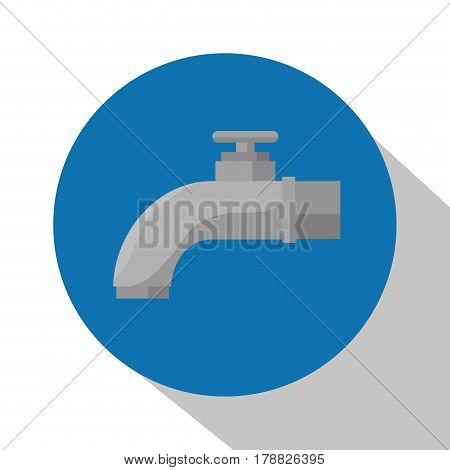 tap water isolated icon vector illustration design