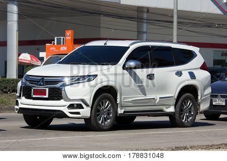 Private Mitsubishi Pajero Suv Car
