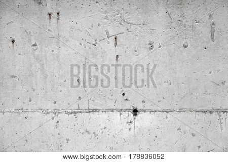 Gray Concrete Wall, Background Texture