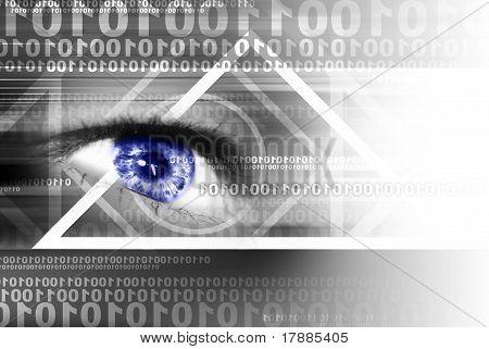 Digital Cyber Space