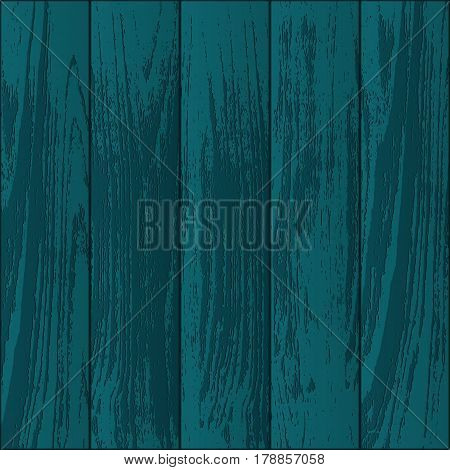 Blue wooden parquet or laminate texture with five pieces