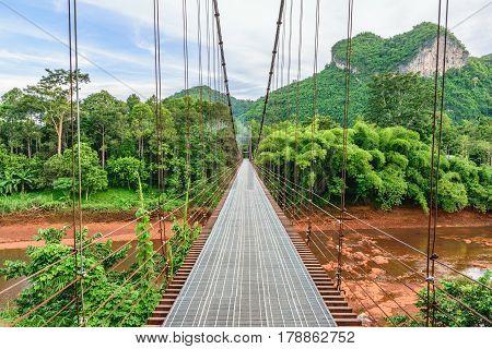 Rope Bridge 4