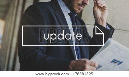 News Business Update Report Report Word