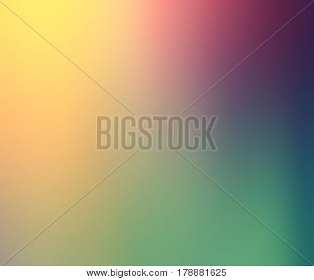 Abstract blurry background dynamic  divorce pink yellow