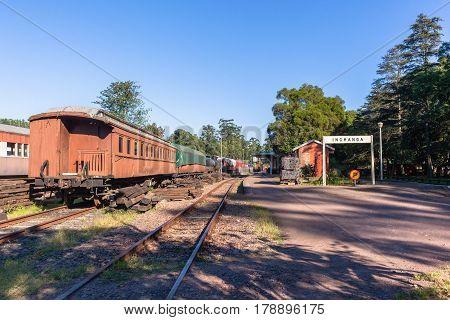 Trains Steam Graveyard Station