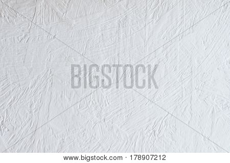 A background white wall color for texture