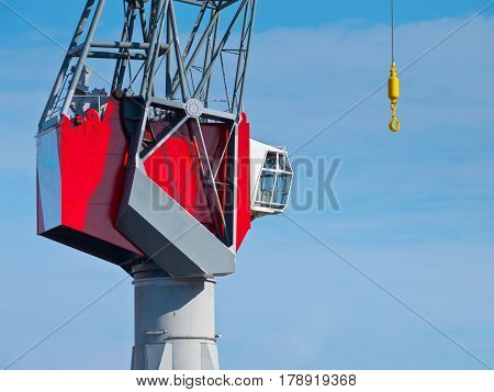 Red Harbor Crane