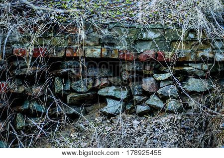 Scary background of stone, nice nature background Good Luck with your works
