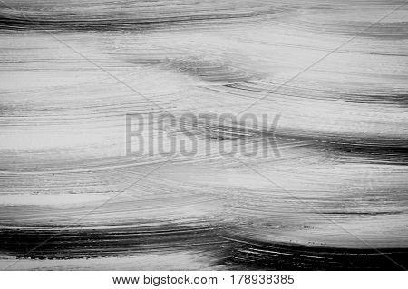 Paint Brush Strokes