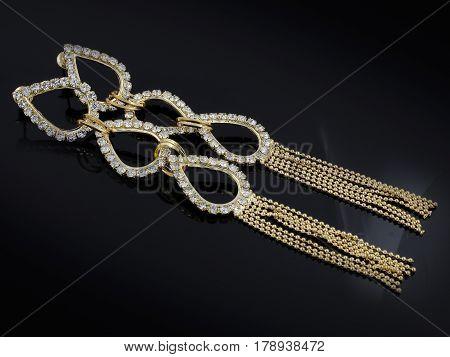 Luxury Earrings For Women