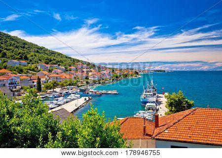 Kali - Small Fishermen Town Harbor