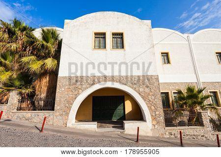 Prehistoric Thera Museum, Santorini