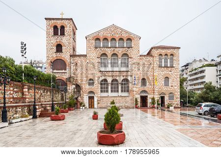 Hagios Demetrios Church, Thessaloniki