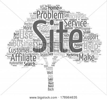 Poor reasons to get involved in MLM text background word cloud concept