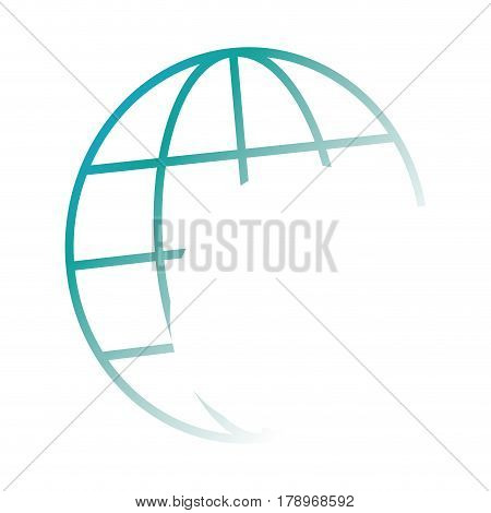 Isolated Web Icon