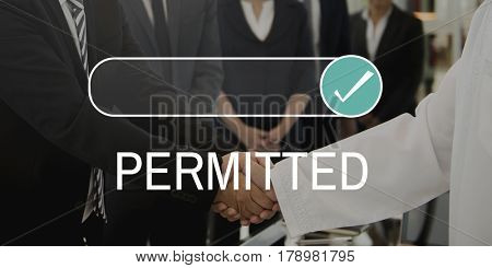 Permitted Allowance Authority Endorsement License