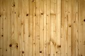 Natural Wood Plank Background. Pine wood texture poster