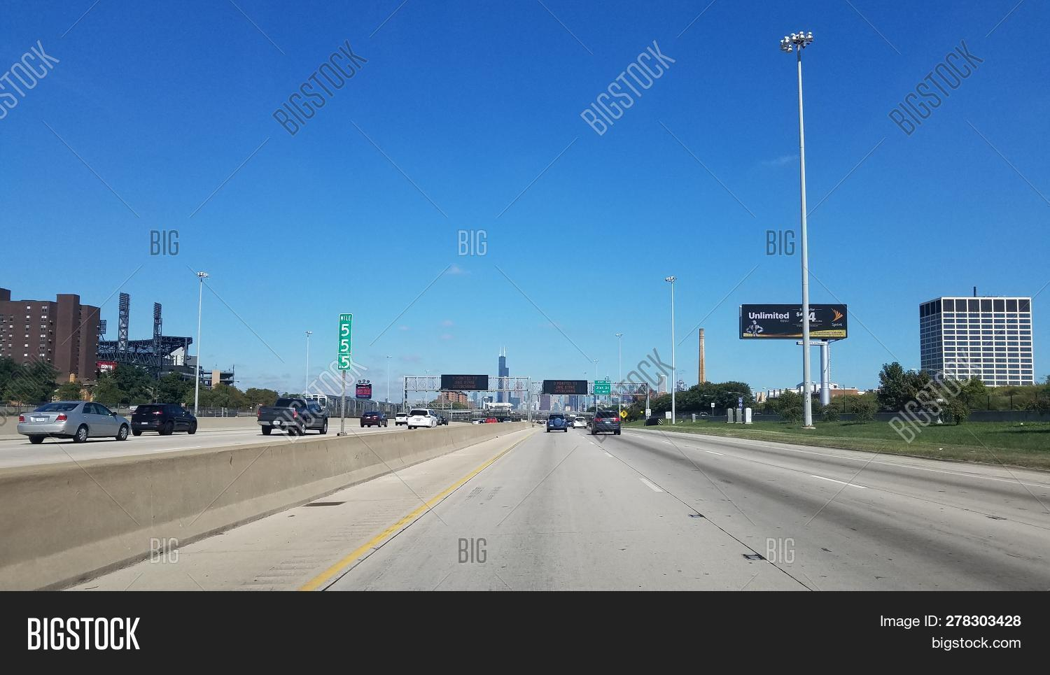 Heading North Bound On Image & Photo (Free Trial) | Bigstock