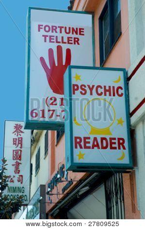 signo de cajeros de fortuna